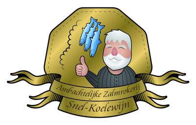 logo zalmrokerij